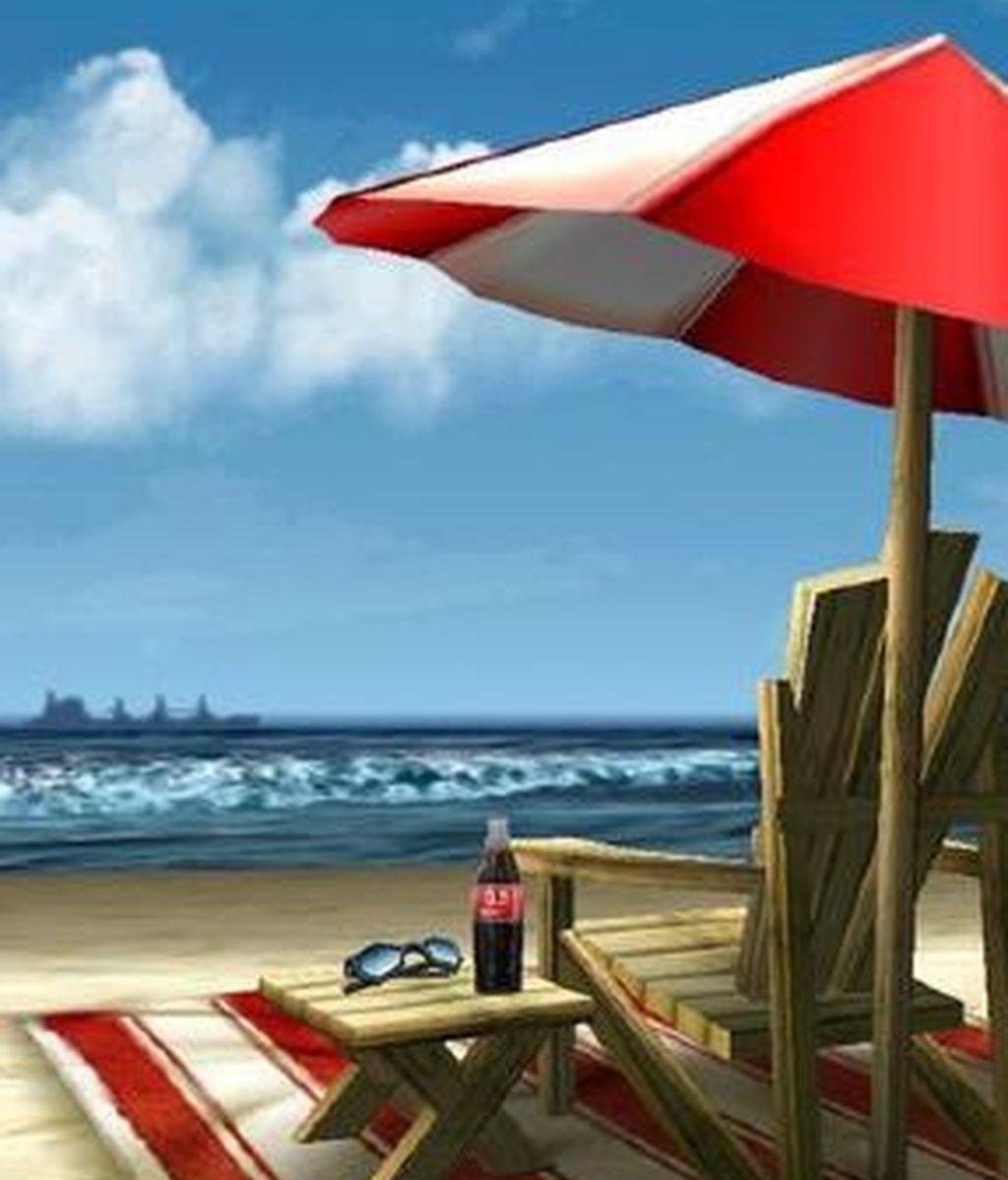Estas vacaciones los españoles se han llevado sus teléfonos móviles y 'smartphones' a sus destinos vacacionales (34,5 % y 32,1%, respectivamente), ordenador portátil (21 %) y 'tablets' (12,4 %).
