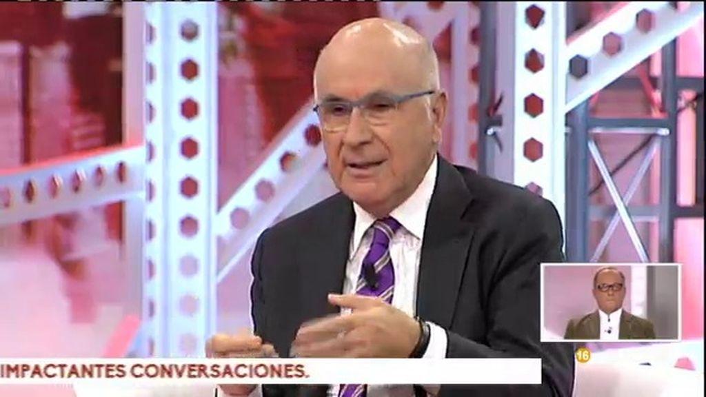"""Duran i Lleida: """"Hay cierto temor a confesar que no eres independentista"""""""