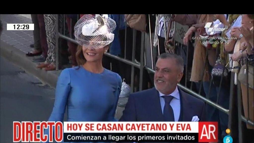 """María José Suárez: """"Es uno de los días más felices de mi vida, se casa mi hermana"""""""