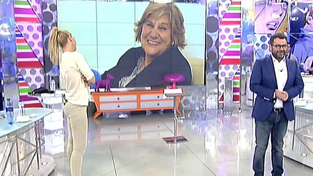 Carmen Bazán quiere cambiar su aspecto físico