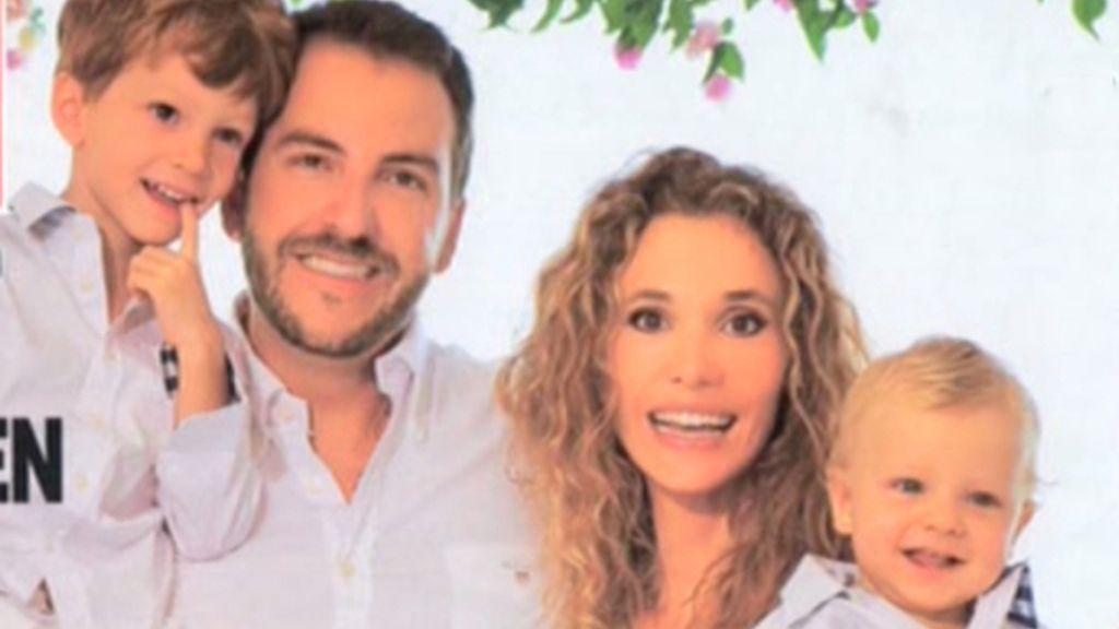 Borja Thyssen y Blanca Cuesta, celebran el cumpleaños de su hijo