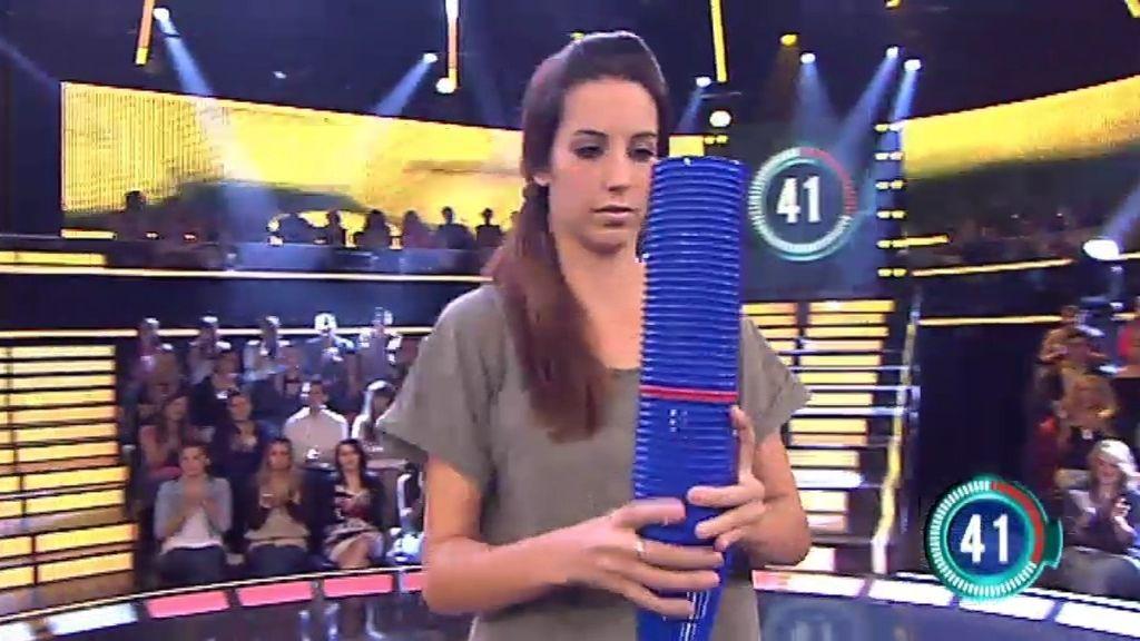 Almudena Cid, una campeona solidaria