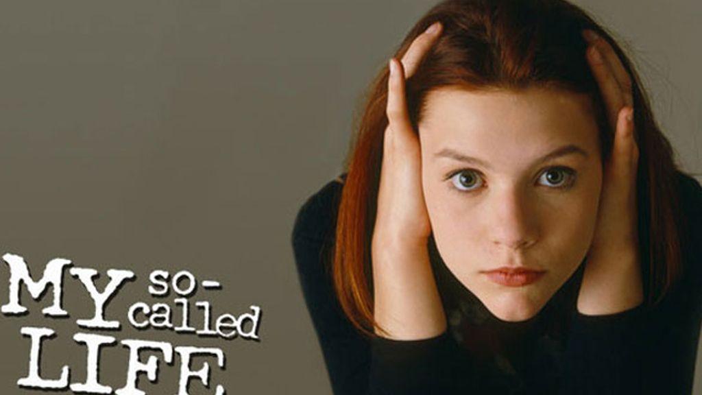 Claire Danes en la serie 'Es mi vida'