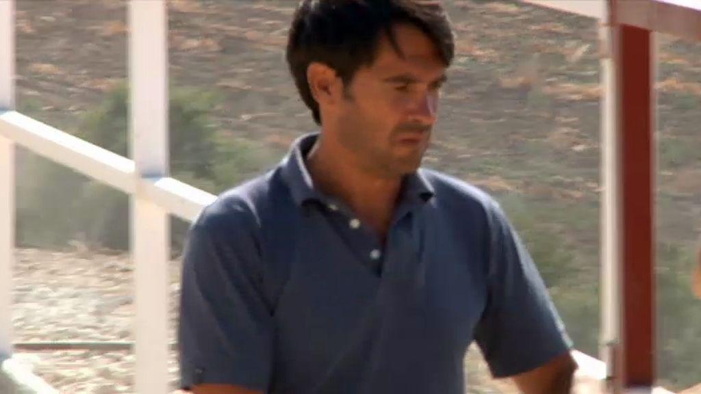 Luis se decanta por Arantxa