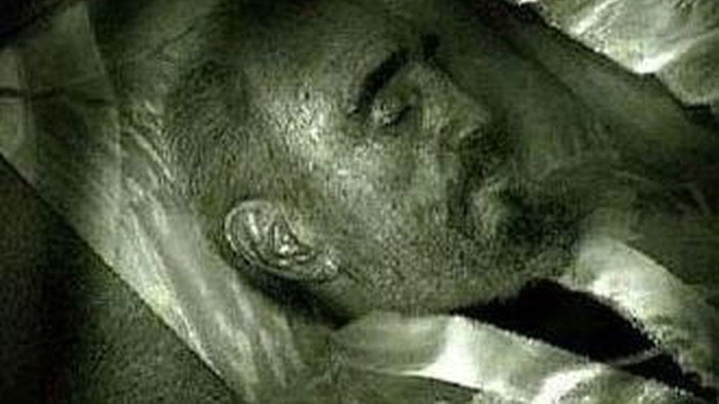 La foto que acompañaba al mensaje que circuló por la red con los rumores de que Fidel Castro estaba muerto.