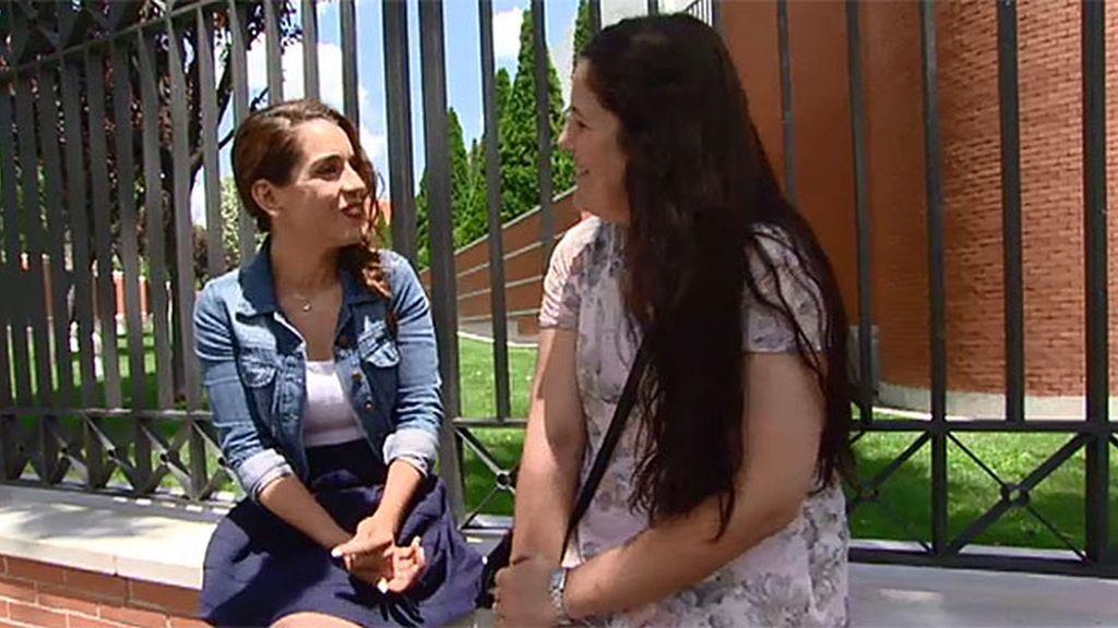 """Ruth Lorenzo, a Patricia: """"El propósito de la vida es ser feliz"""""""