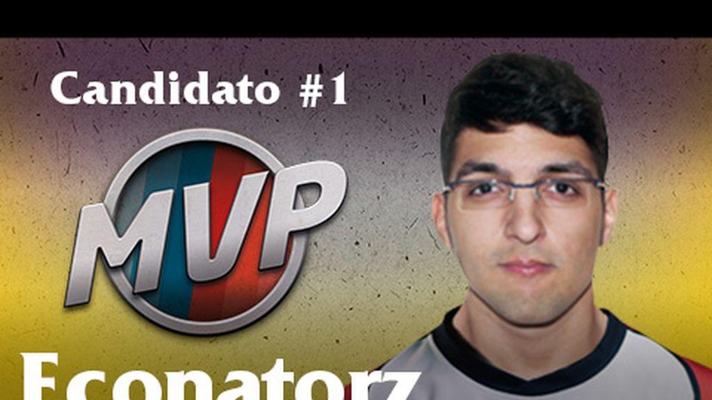 Econatorz para MVP de la Final Cup 6