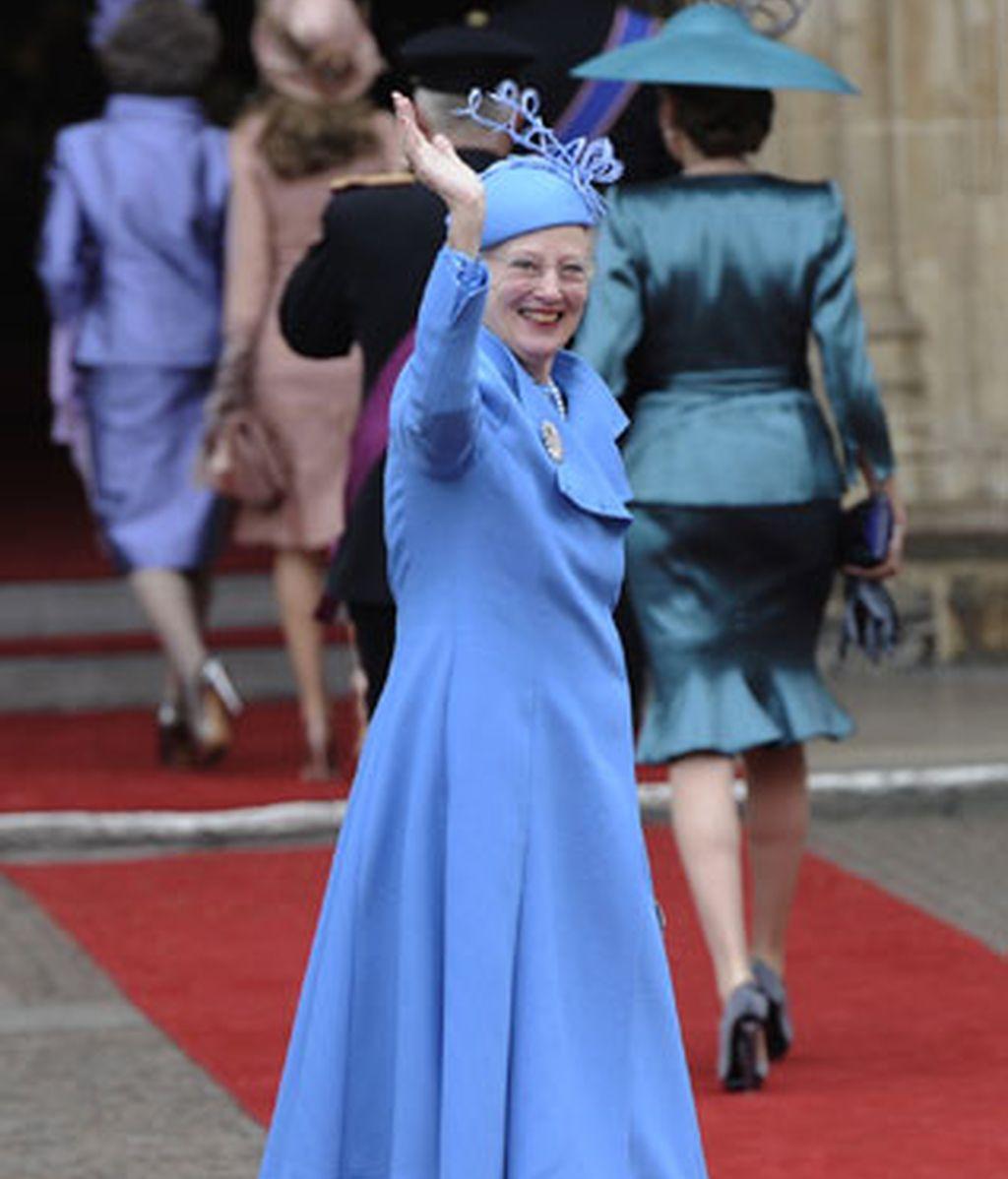 La reina de Dinamarca