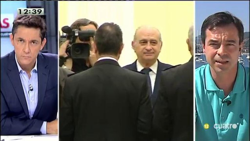 """Herzog: """"La dimisión es la única explicación que podemos aceptar, la del Ministro del Interior y la de su jefe, el presidente"""""""