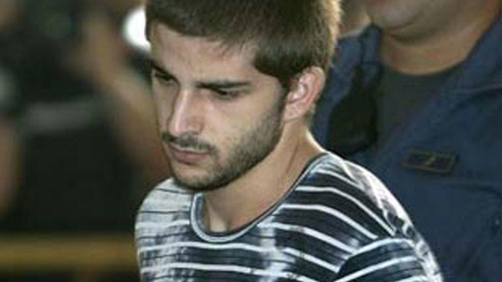 Miguel Carcaño, principal imputado en el caso Marta.