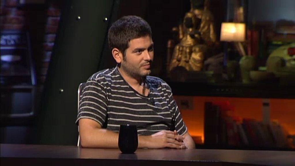 """José, sobre David: """"Le  gusta una explicación científica a  cualquier caso paranormal"""""""
