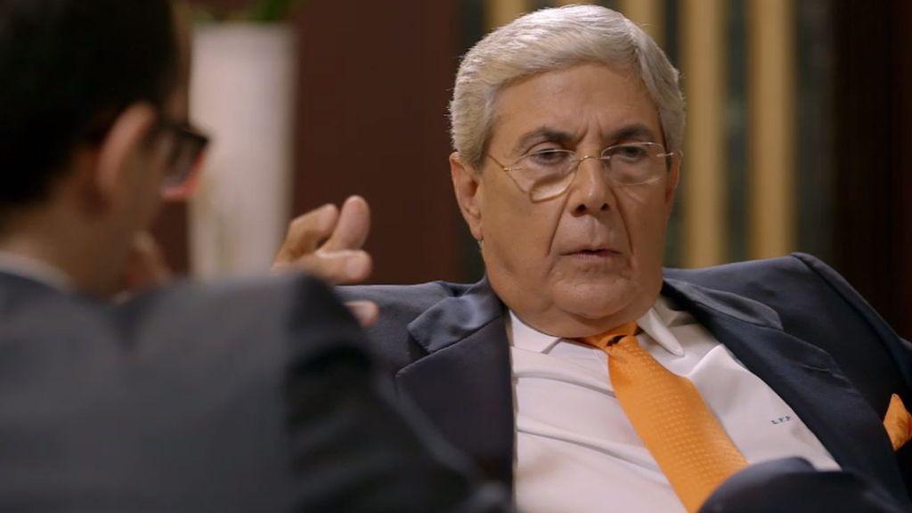 """Leopoldo F. Pujals : """"No cuento los millones que tengo en el banco"""""""