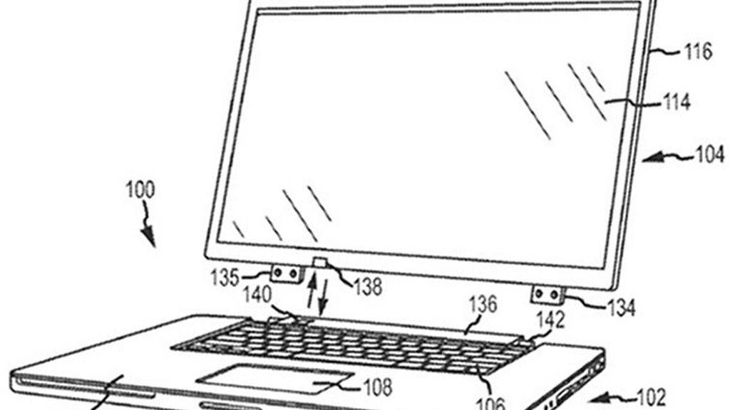 macbook patente