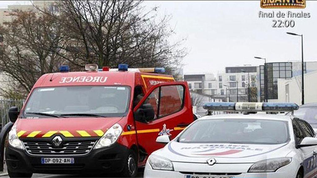 Un hombre ataca a un profesor en París en nombre del Estado Islámico