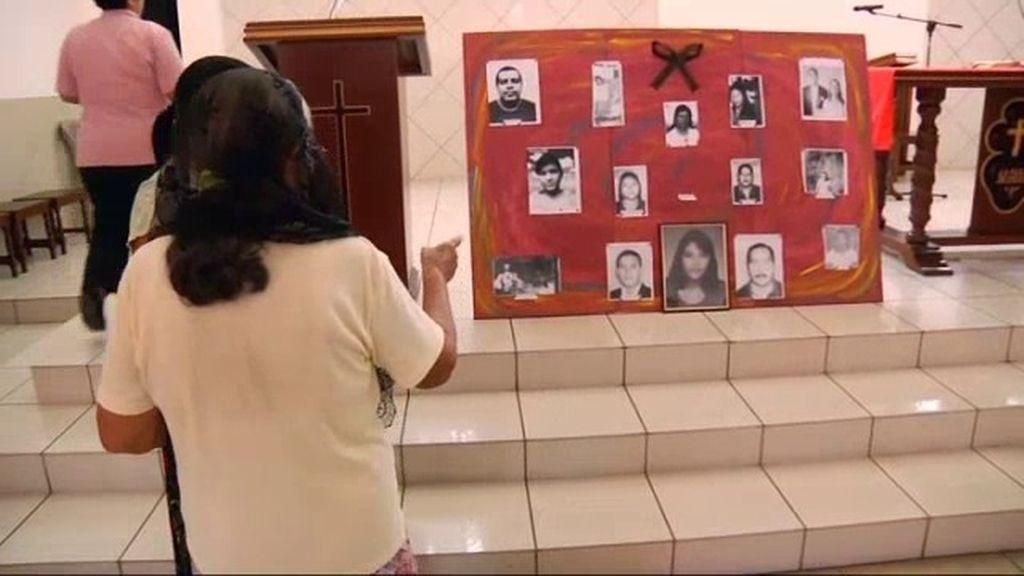 Las 'maras' salvadoreñas en fotogalería