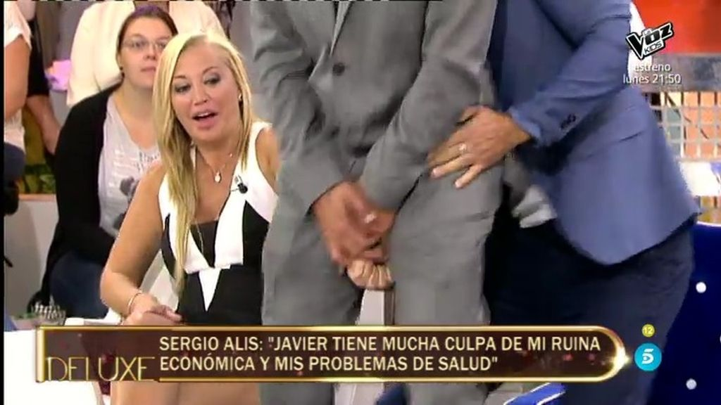 El ex novio de Sergio Alis toca a Kiko Hernández sus partes para justificar su acusación