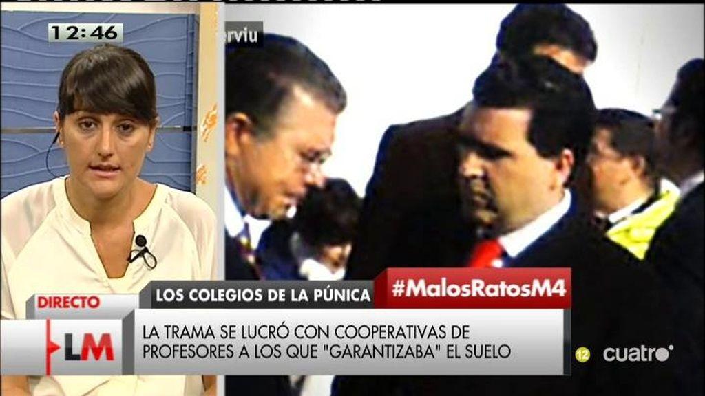 """María González (PSOE): """"El Partido Popular está podrido y tiene que cambiar"""""""