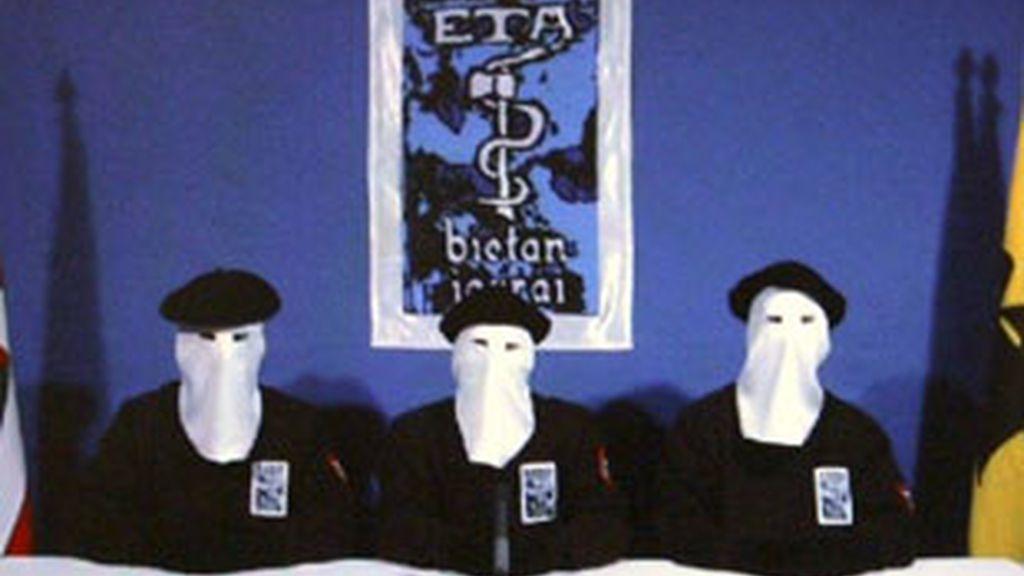 """Se cumple un año desde que ETA anunció un alto al fuego """"permanente, general y verificable"""". Foto: EFE:"""