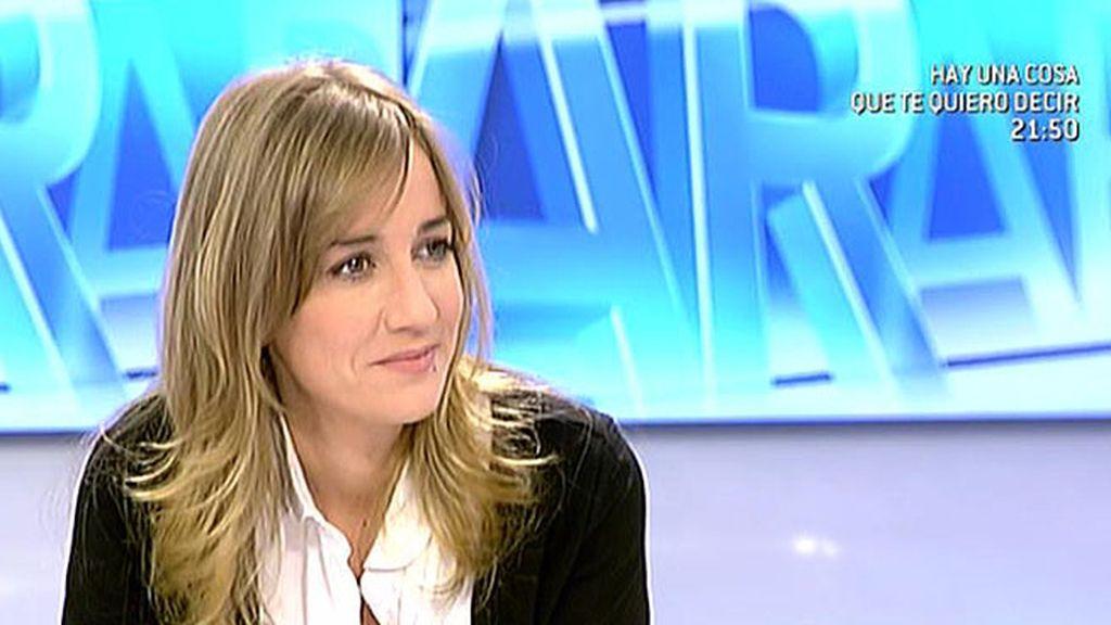 """T. Sánchez: """"Esta querella es una querella política contra el movimiento que puede desbancar al PP"""""""