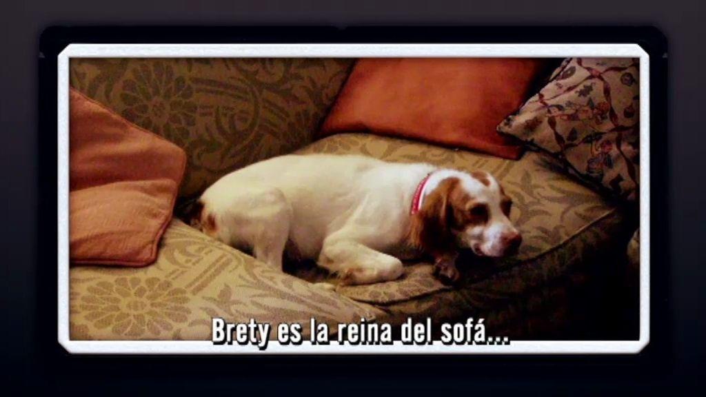 César vio que Brety se sintió muy cómoda con esta familia desde el primer minuto