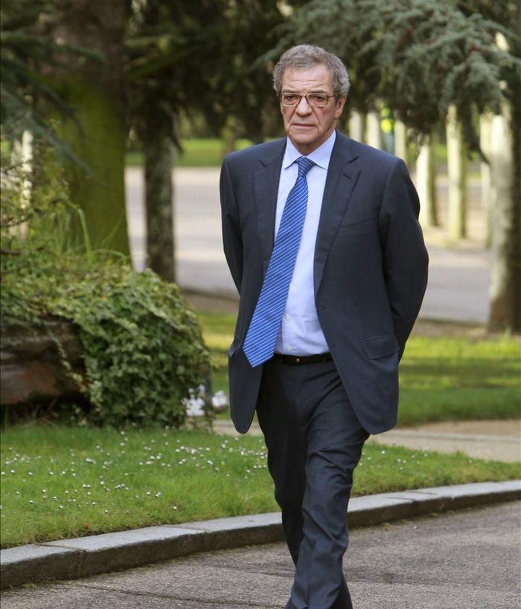 El presidente de Telefónica, César Alierta. EFE/Archivo