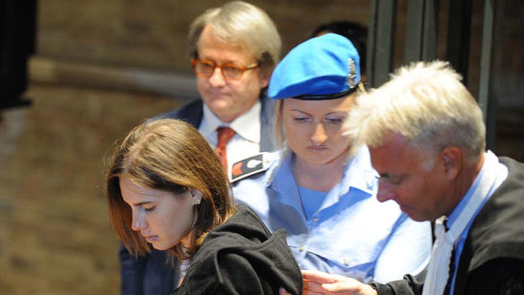 Amanda Knox, inocente