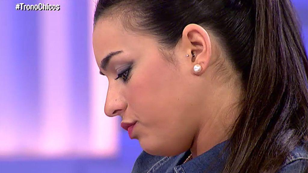 """Anabel: """"Estoy decepcionada con Cristian"""""""