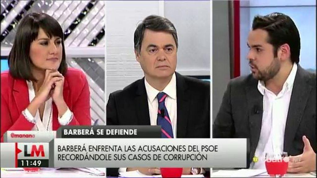 """Fernando de Páramo (C's): """"¿No hay autocrítica en el PP en este tipo de casos?"""""""