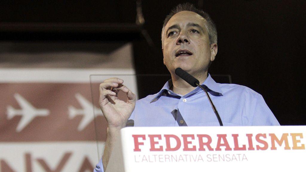 """Navarro pide el voto para ser """"la alternativa fuerte"""" en gobierno u oposición"""