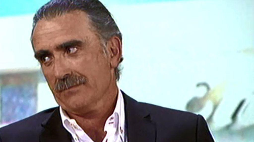 """Juan y Medio: """"No soy el George Clooney español, soy del todo a cien español"""""""