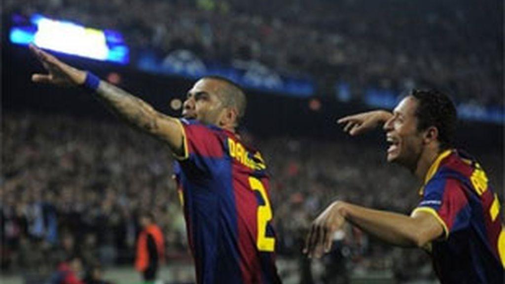El Barça deja prácticamente encarrilado su pase a semifinales. Vídeo: Informativos Telecinco