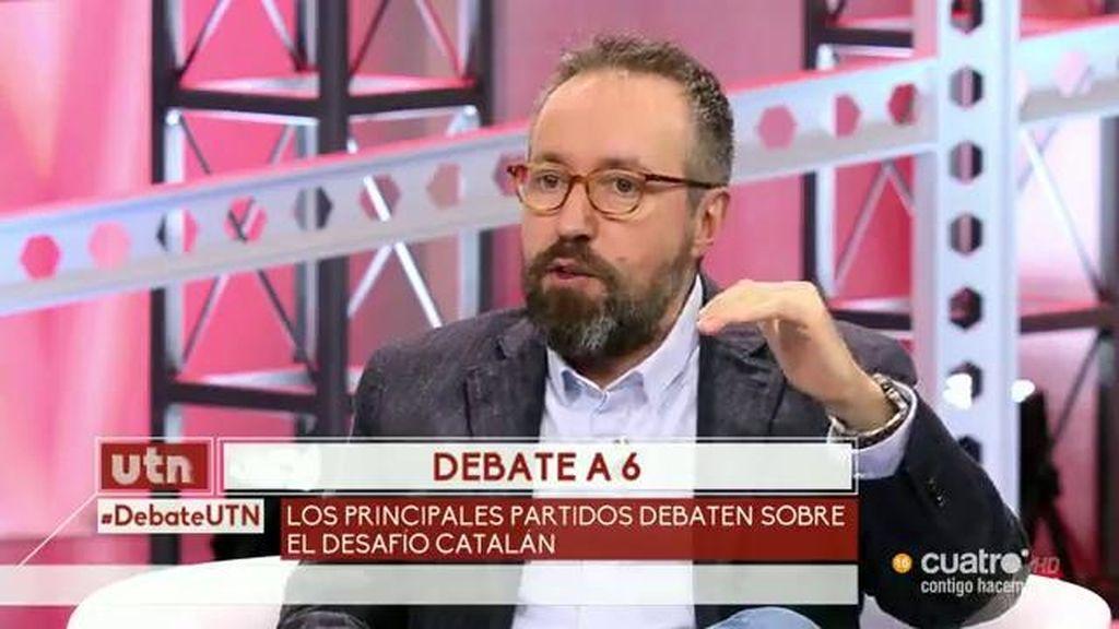 La visión de cada partido sobre el desafío soberanista catalán: referendum, respeto...