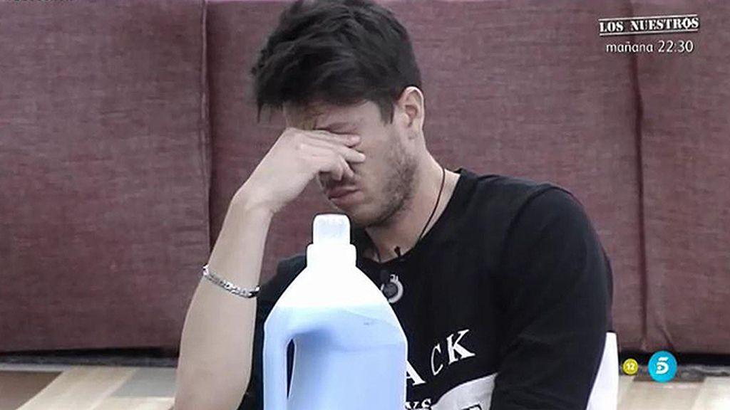 """Fede: """"Echo mucho de menos a Ylenia, uno no sabe lo que tiene, hasta que lo pierde"""""""