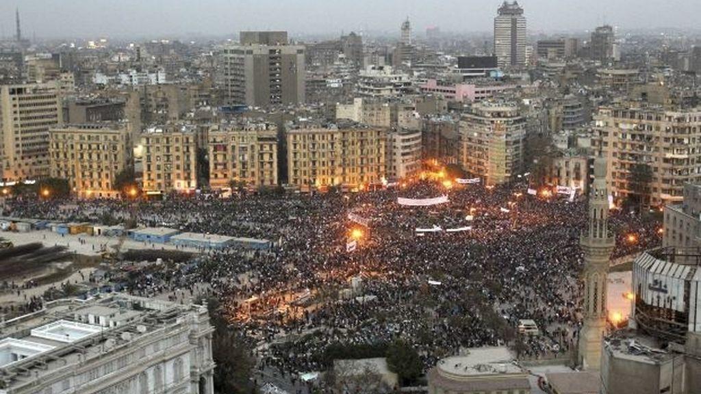 Plaza de Tahrir