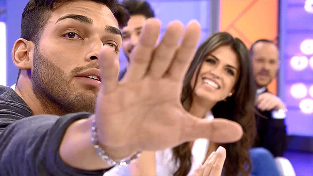"""Sofía, a Ricky: """"Eres un baboso, me llamas farmacia y luego te presentas en Pamplona"""""""