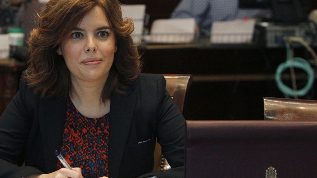 Imagen de archivo de Soraya Sáenz de Santamaría