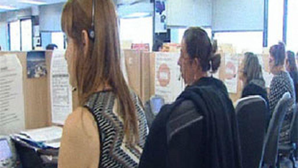 El Gobierno supende el tope de encadenamiento de contratos temporales. Vídeo: Informativos Telecinco.