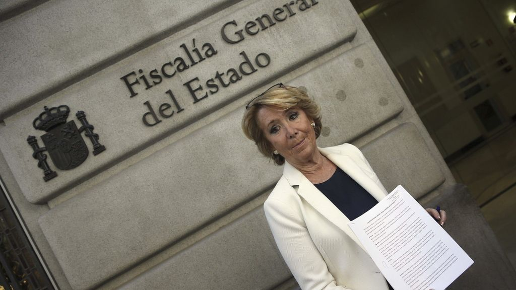 Aguirre busca un culpable
