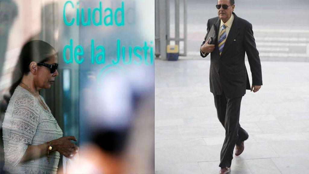 Juicio a Isabel Pantoja y Julián Muñoz