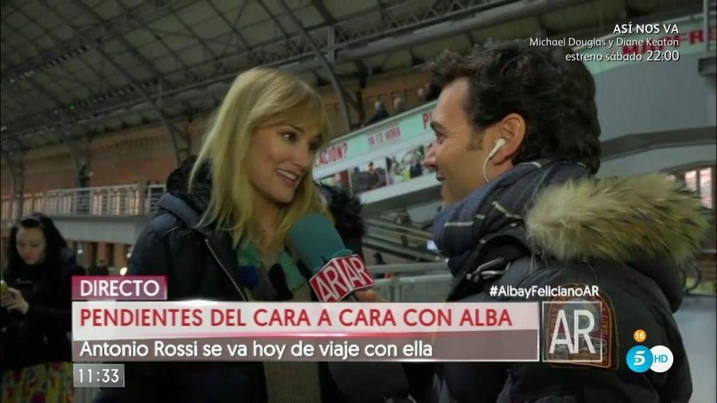 "Alba, de Feliciano: ""Me valdría con que me pidiera perdón para acabar con todo"""