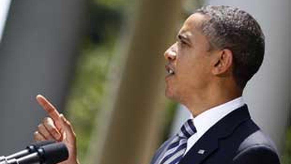 El presidente de Estados Unidos, Barack Obama, ha recalcado que el texto que eleva el techo de endeudamiento del Gobierno. FOTO: Reuters