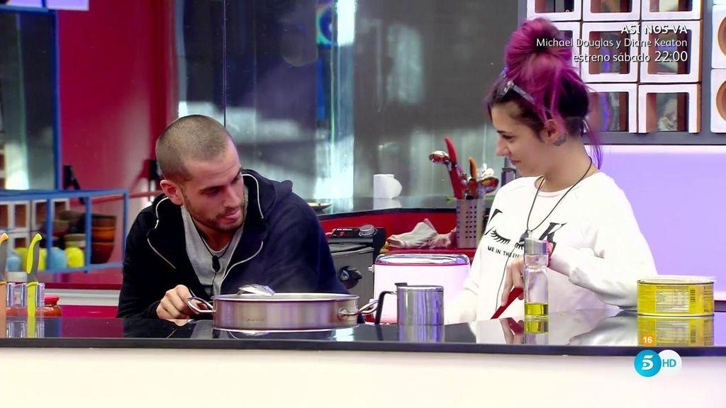 """Ni Beatriz, ni mazapán, Bea quiere que Rodrigo le llame """"amor"""""""