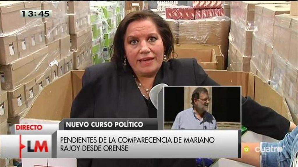 """Amadora: """"Al banco de alimentos nos llega gente con trabajo que no llega a fin de mes"""""""