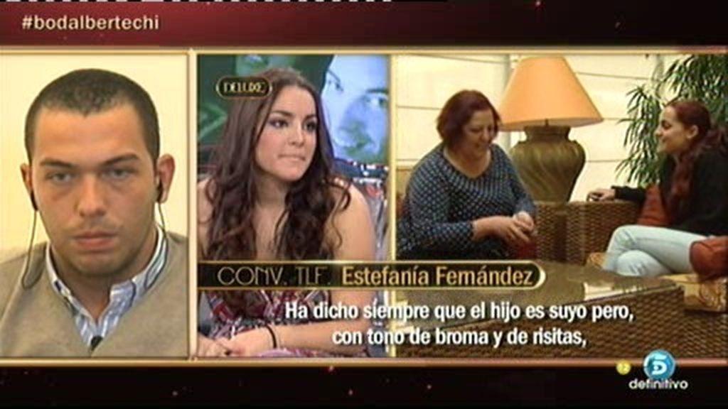 """Estefanía manda un mensaje a Alberto Isla: """"He tomado medidas importantes"""""""