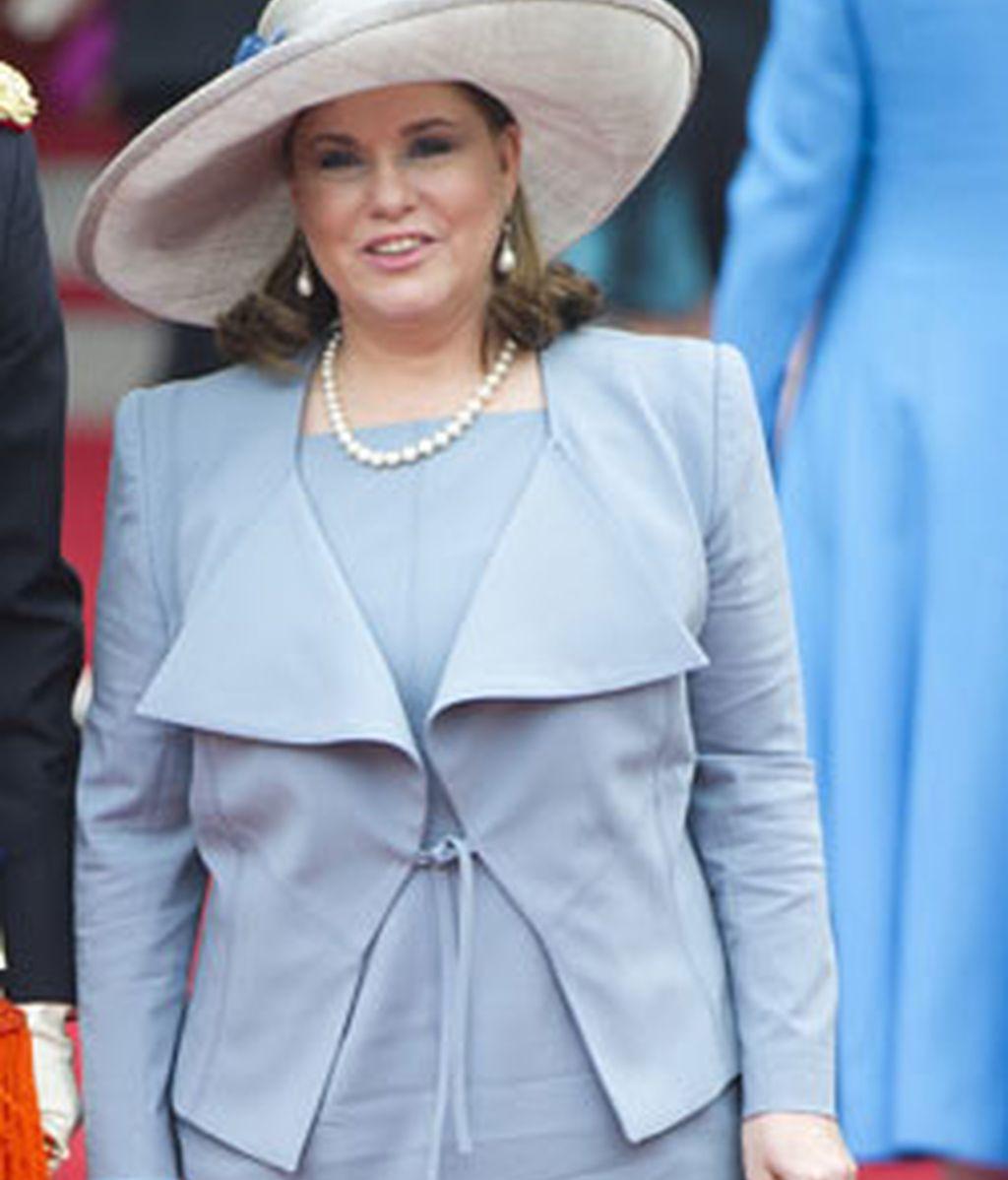 La Gran Duquesa María Teresa de Luxemburgo