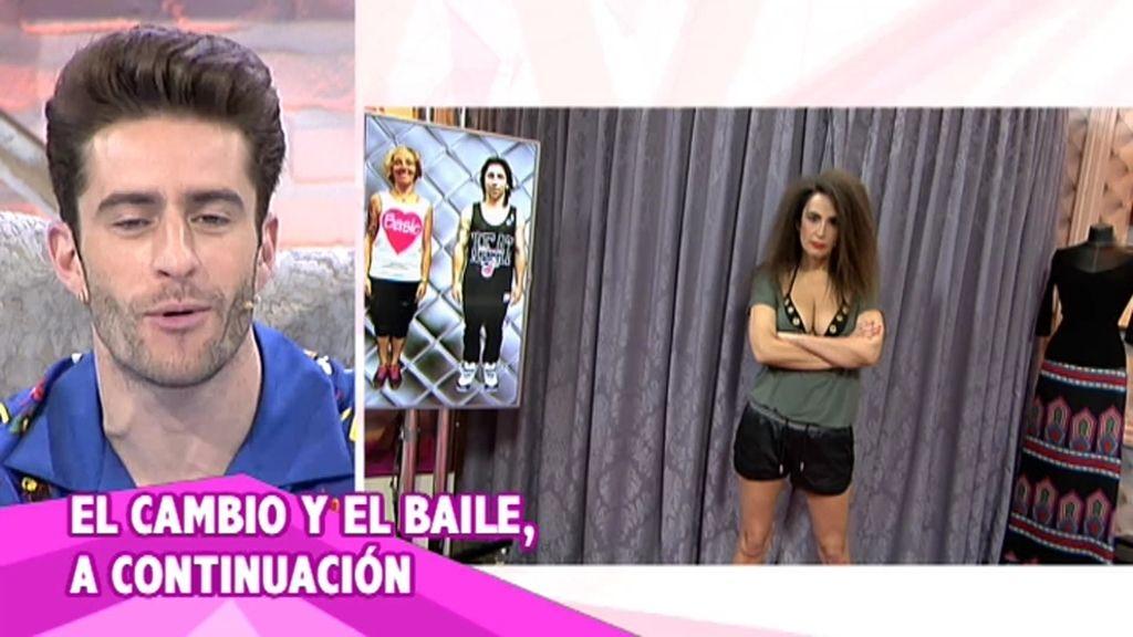 "Pelayo, a Cristina: ""Si te subes a la barra, acepto cualquier reto"""