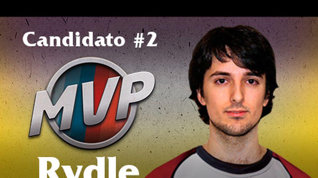 Rydle para MVP de la Final Cup 6