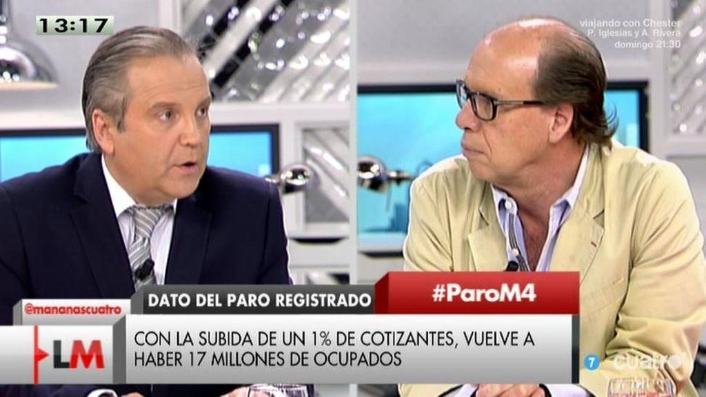 """Carmona: """"Aplicaré la expropiación forzosa del usufructo de los pisos de los bancos"""""""