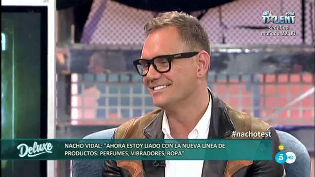 Nacho Vidal Sobre Su Miembro Se Ha Enderezado Con Masajes De Dos Horas Al Dia