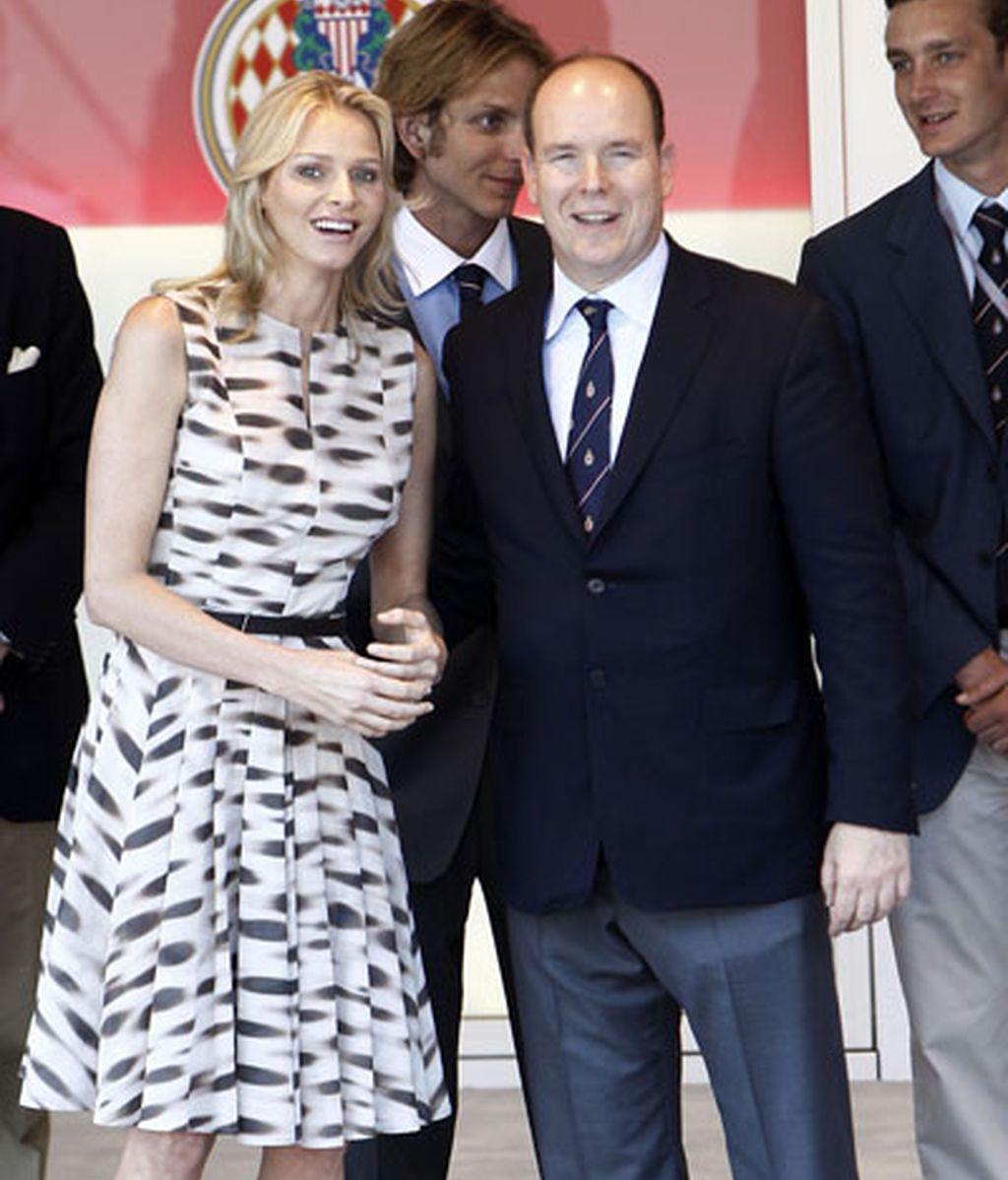 En el gran premio de Mónaco de Fórmula 1